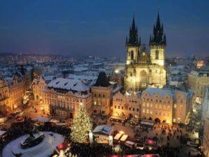 Paket Tour Ceko