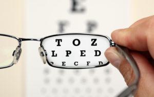 jenis low vision